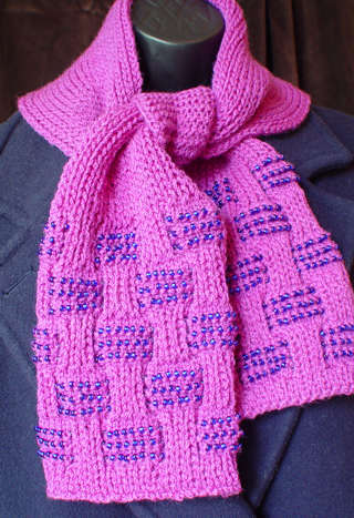 Free Knitting Patterns For Scarves With Beads : BEADED SCARF KNITTING PATTERNS Free Knitting and Crochet Patterns