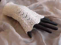 Filigree Mitts