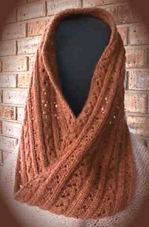 Knitting Pattern Central - Free Scarves Knitting Pattern