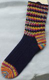 Cable Ride Socks