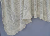 Cotswold Lace Blanket