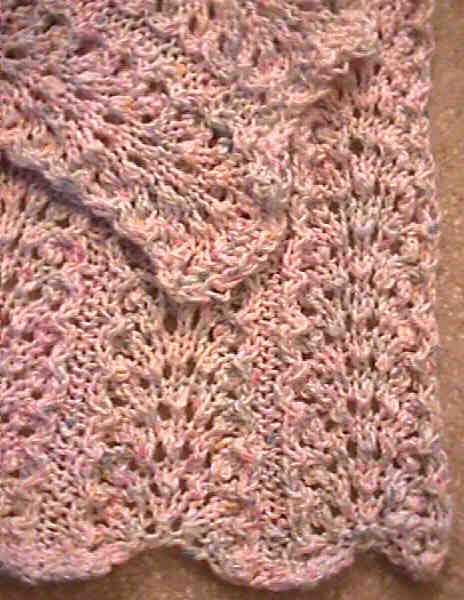 Knitted Baby Blanket Pattern Free Baby Blanket Knitting Pattern