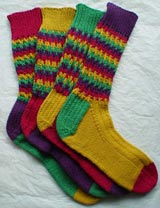 EenieMenieMinieMo Socks