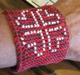Beading Hearts Friendship Bracelet