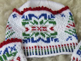No Two Alike Snowflakes Mittens and Hat Set