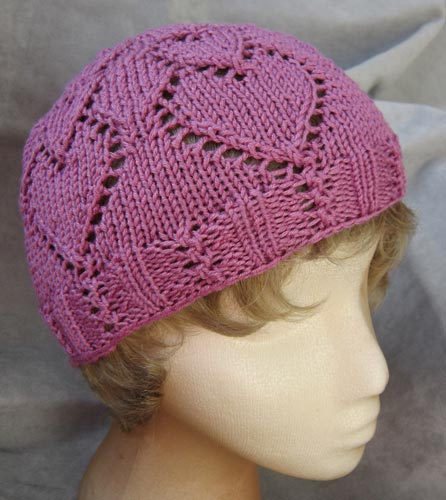 Thinking of You Too Hat front view