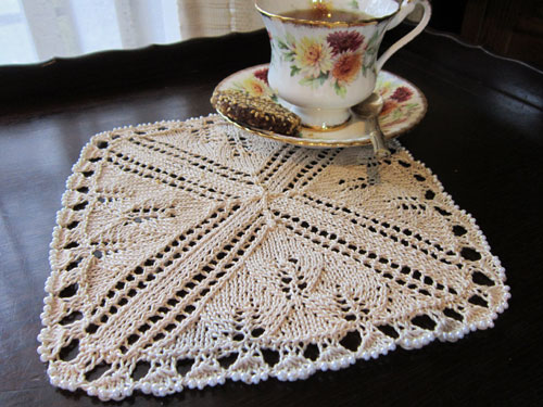 Tea-time Serviette