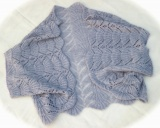 Hug-Me-Tight Fan Lace Jacket Wrap