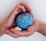 Beaded Stress Ball