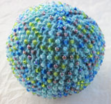 Beaded Stress Bal