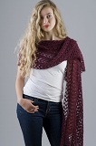 Lace Starlight Stole