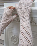 Terzetto Lace Mitts