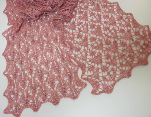 Fairies and Flowers Scarf