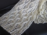A Touch of Beaded Class Scarf