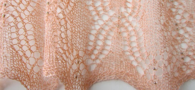 Alhambra Arches Lace Stole