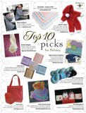 Top 10 Picks for Holiday featuring Dolly Faroese Shawl
