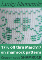 Lucky Shamrocks Coupon Special