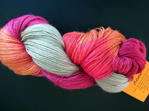 Win this skein of Schaefer Anne yarn