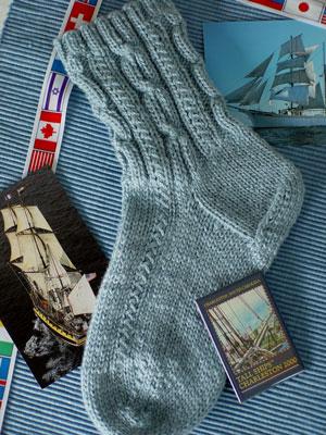 Ahoy! Socks