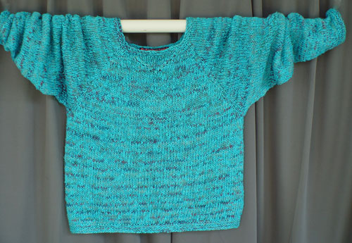 Knitting Sweaters From The Top Down : Top down sweater knitting pattern catalog of patterns