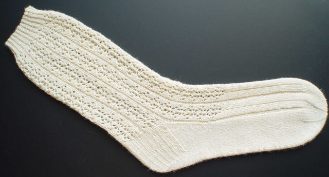 Luxury Lace Socks