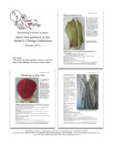 January 2013 HeartStrings flyer for new patterns