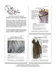 Fashion Lace Scarves Collection