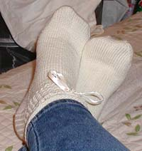 Sock Therapy socks in Norwegian Sport Wool
