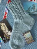 Ahoy Socks pattern
