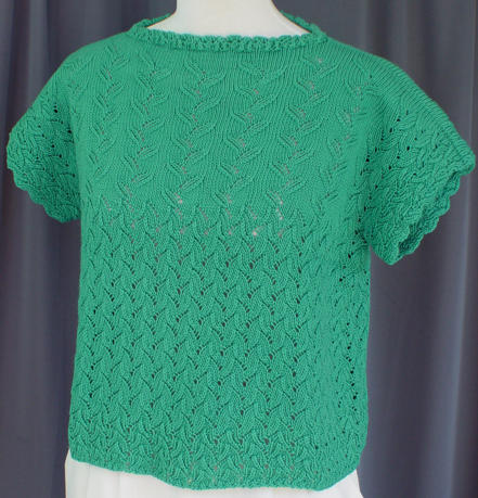 Beanstalk Lace Top