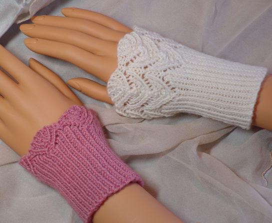 Free Wrist Warmer Patterns Patterns Gallery