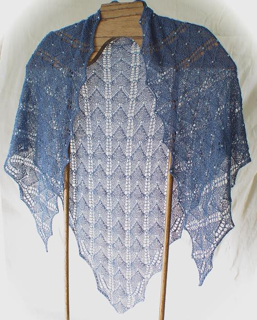 Beaded Shoulder Shawl Beaded Lux Shoulder Shawl Pattern